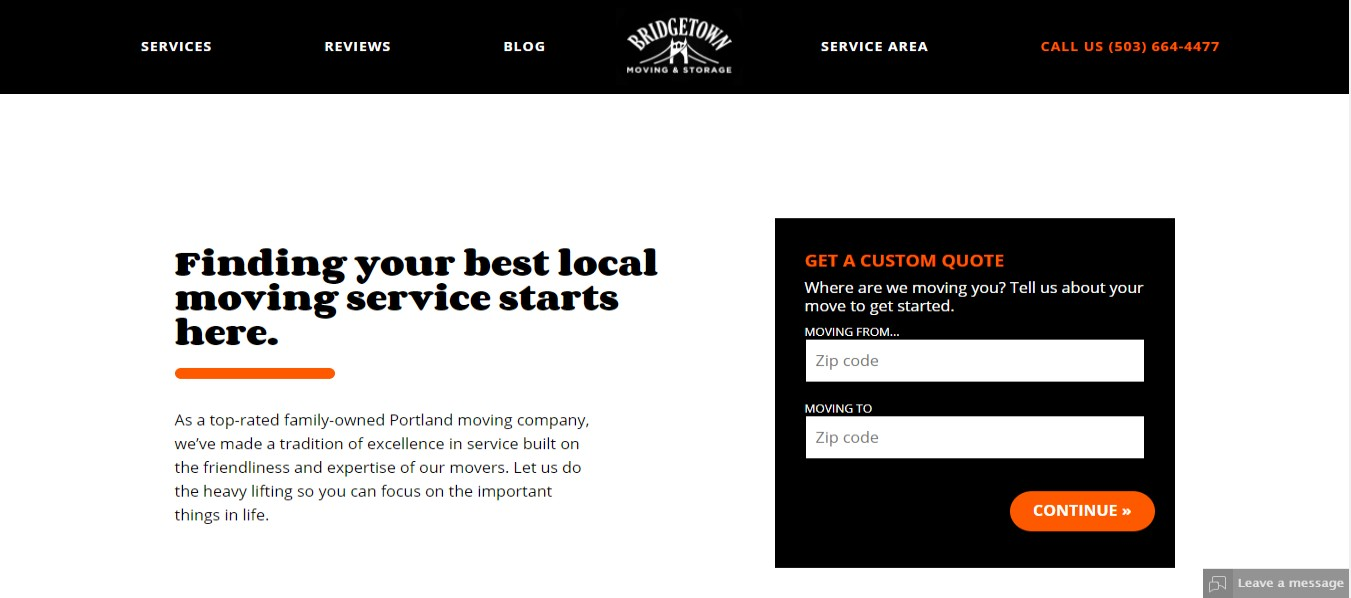 Top-rated removalist in Portland