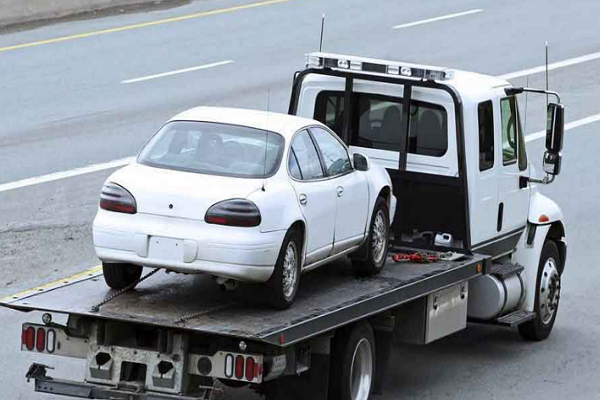 Towing in Baltimore