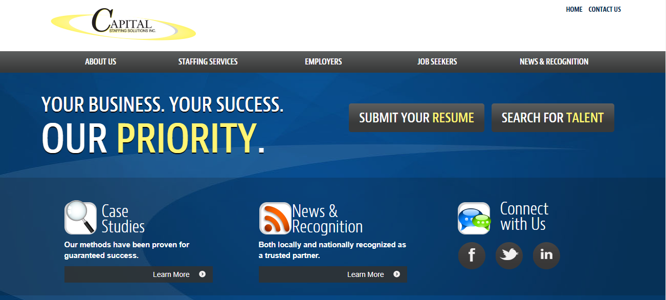 Capital Staffing Solutions, Inc. in Jacksonville, FL