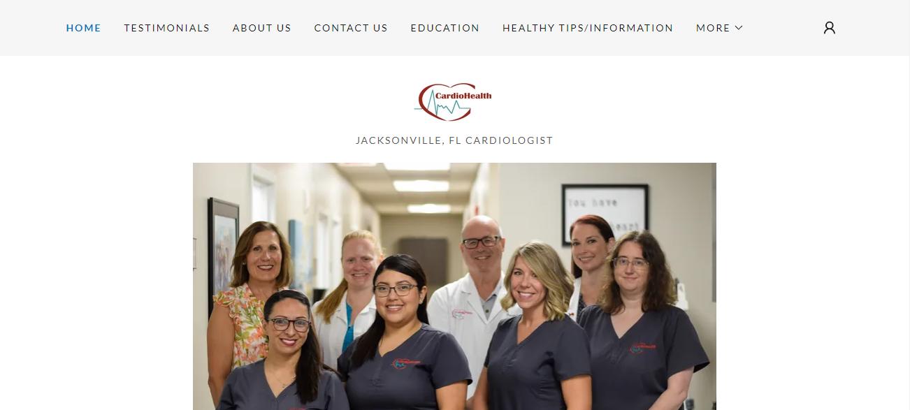 CardioHealth in Jacksonville, FL