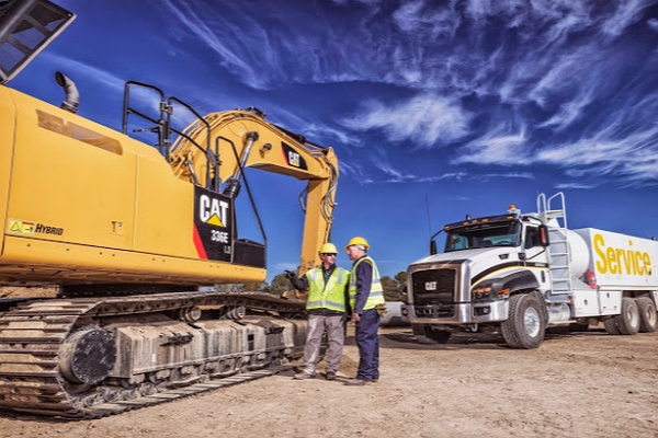 Good Construction Vehicle Dealers in Charlotte