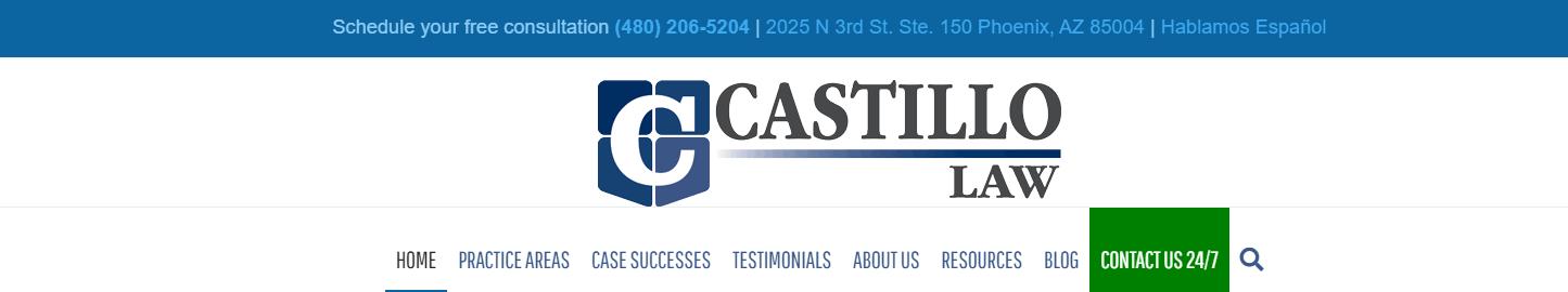 Castillo Law