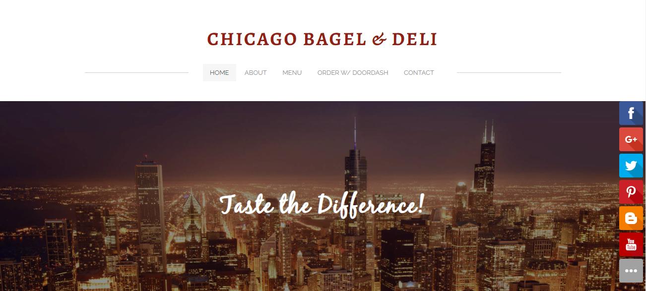 Chicago Bagel & Deli in San Antonio, TX