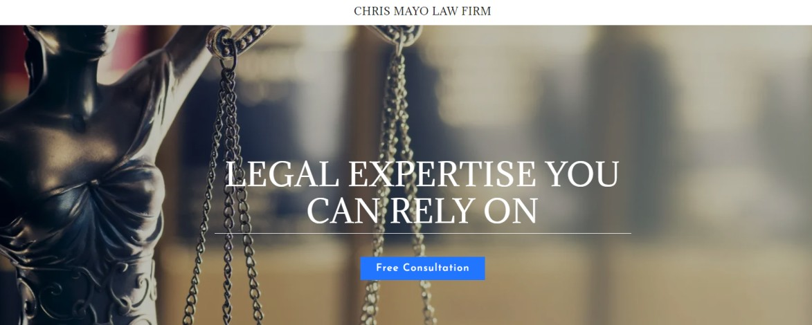Chris Mayo Law Firm