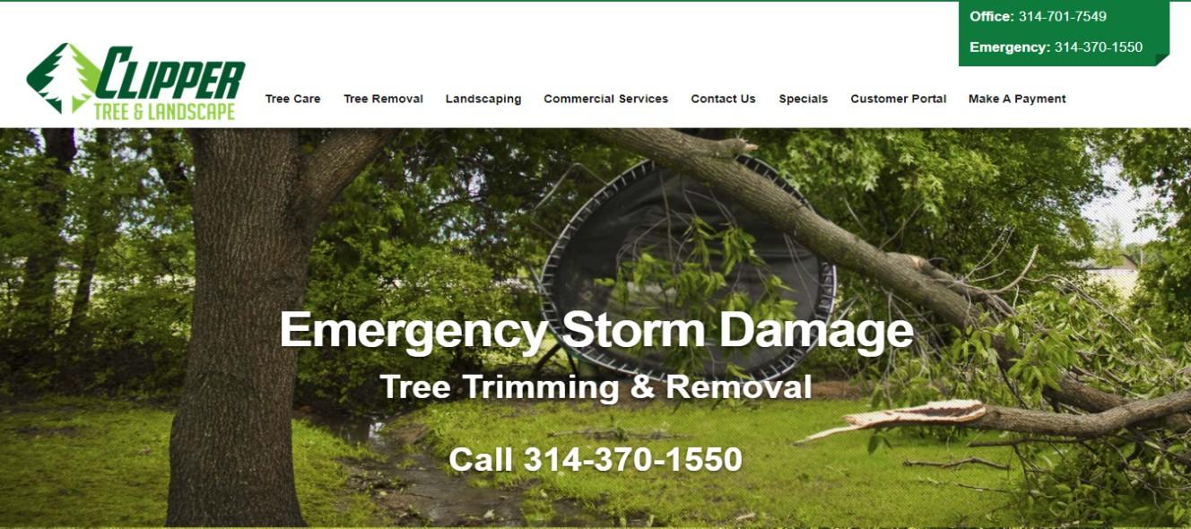 landscape company in St. Louis