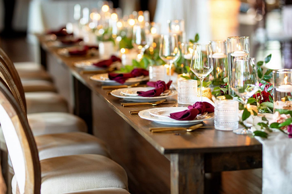 Top Caterers in Dallas