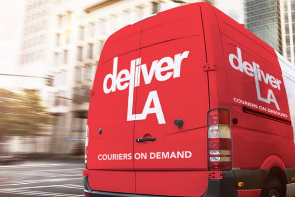 Top Couriers in Los Angeles