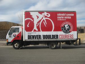 Good Courier Services in Denver