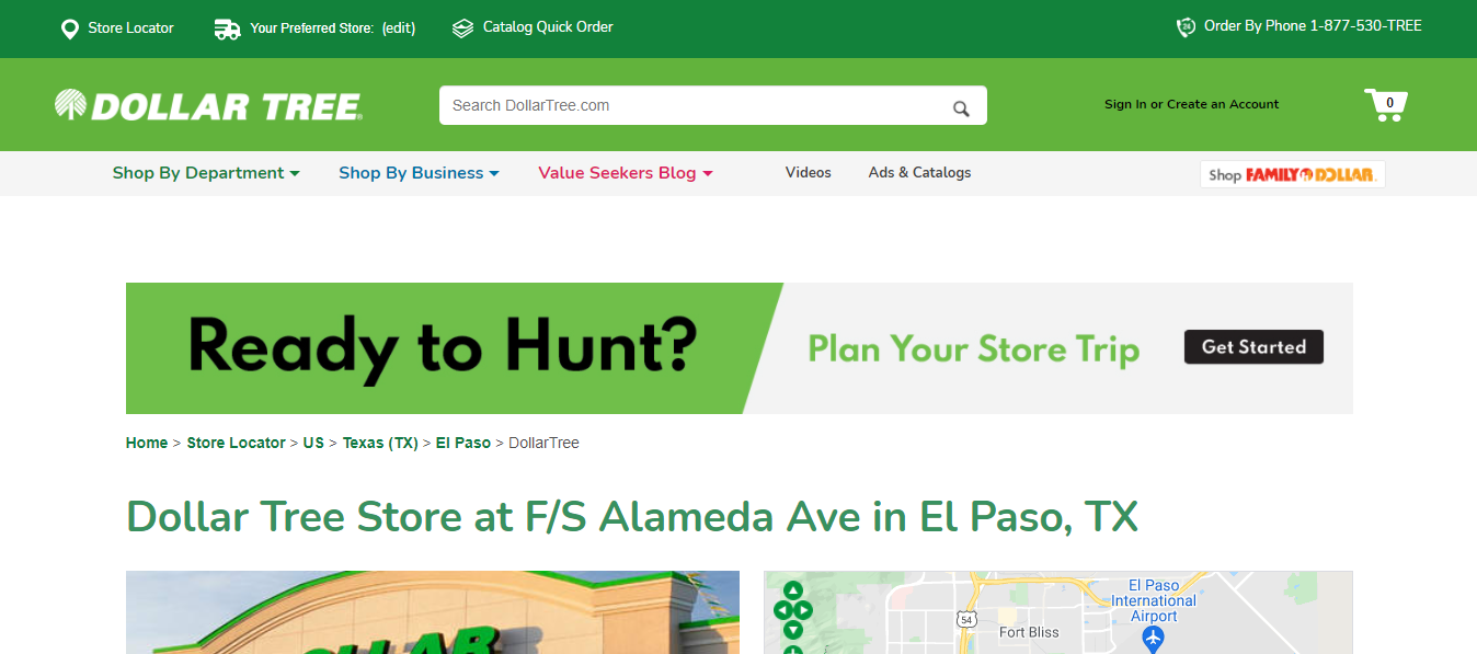 Dollar Tree Party Supply in TX