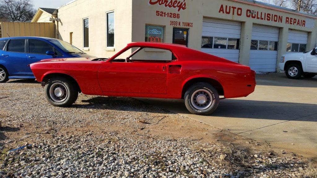 Good Auto Body Shops in Oklahoma City