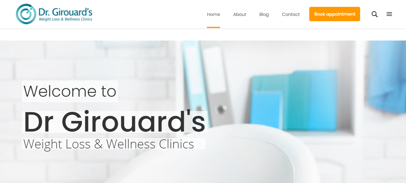 Dr. Girouard's Weight Loss and Wellness Clinic in Charlotte, NC