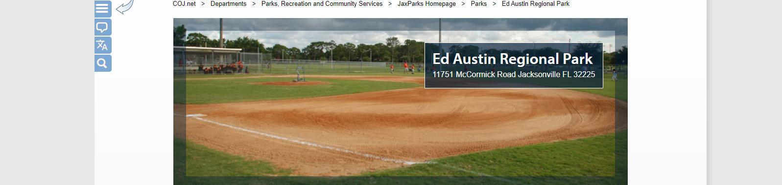 Ed Austin Regional Park