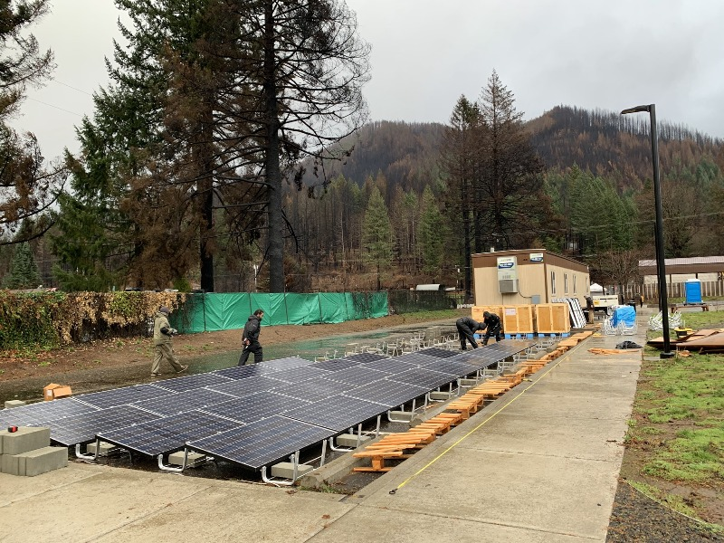 Solar Panels in Portland
