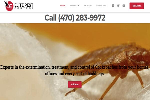 Good Pest Control Companies in Atlanta
