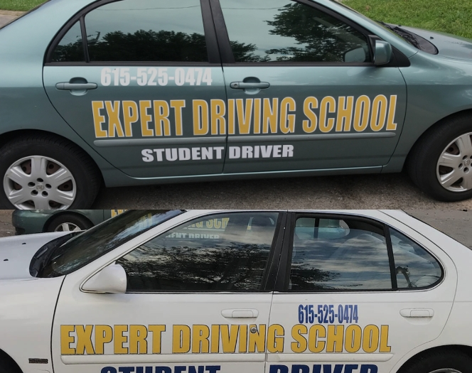 One of the best Driving Schools in Nashville