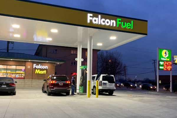 One of the best Petrol Stations in Chicago