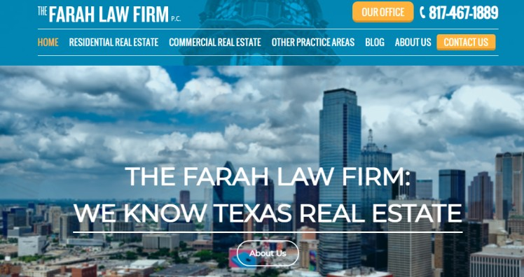 The Farah Law Firm, PC