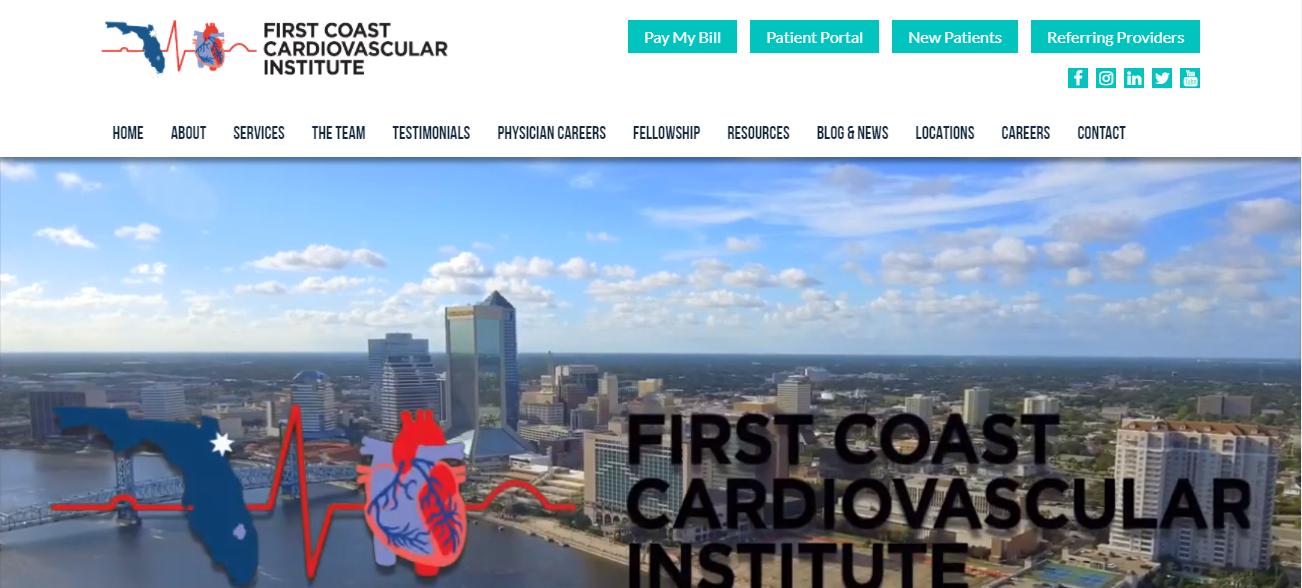 First Coast Cardiovascular Institute in Jacksonville, FL