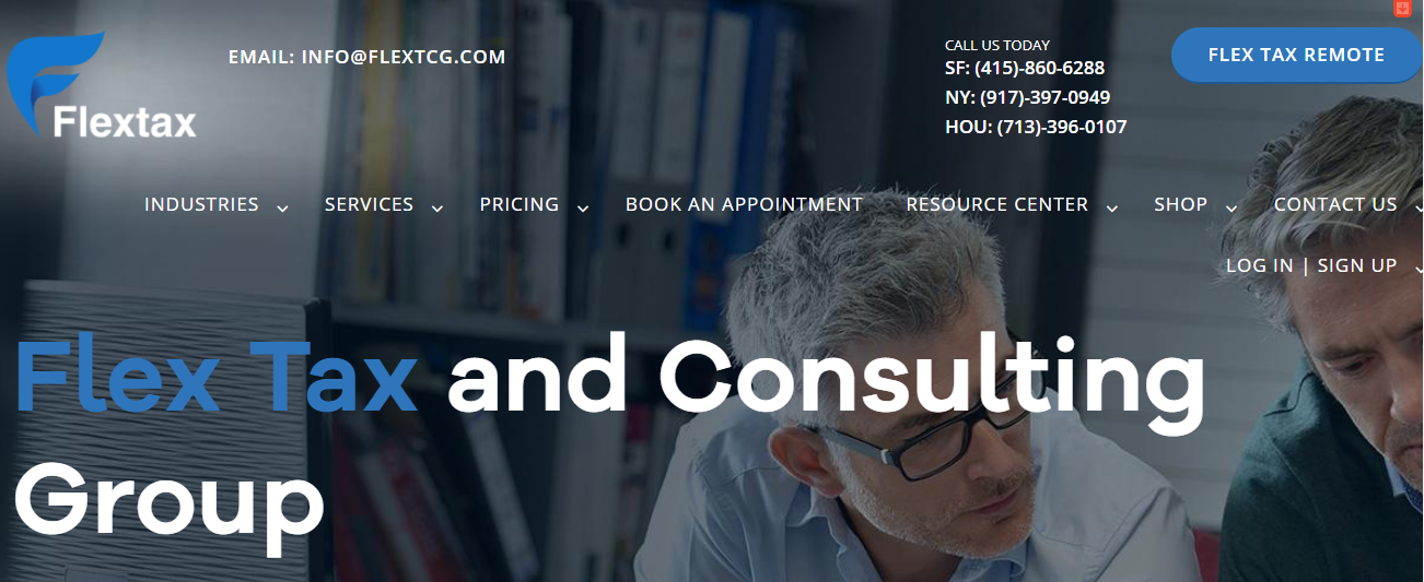 Flex Tax and Consulting Group in San Francisco, CA