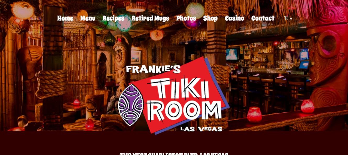 Tiki's Room in Las Vegas NV