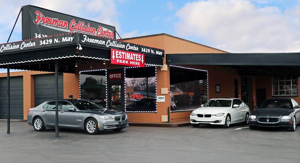 Auto Body Shops Oklahoma City