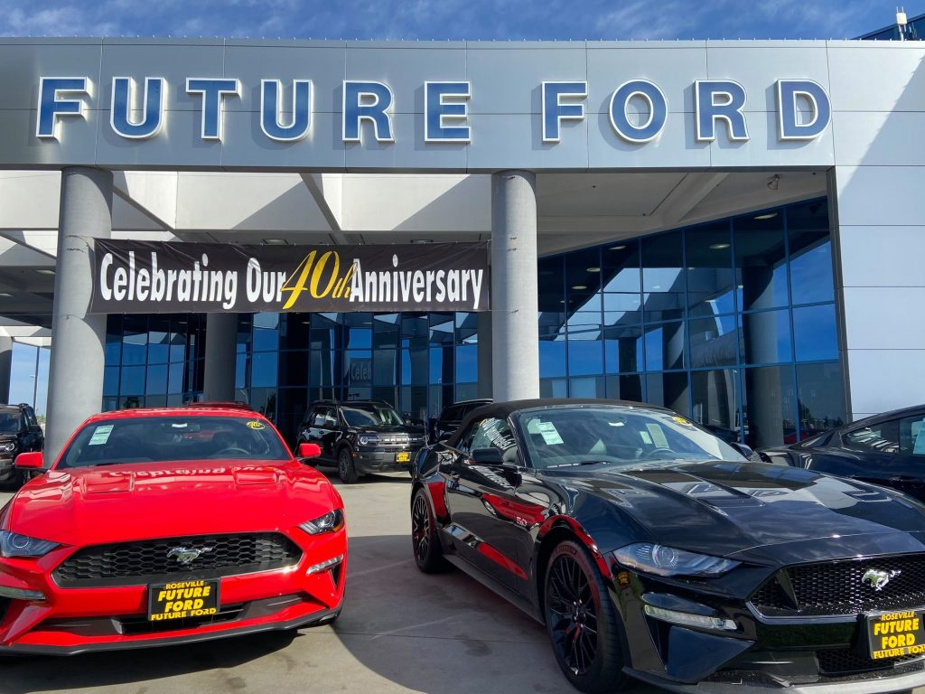 One of the best Ford Dealers in Sacramento