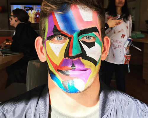 Top Face Painting in San Francisco
