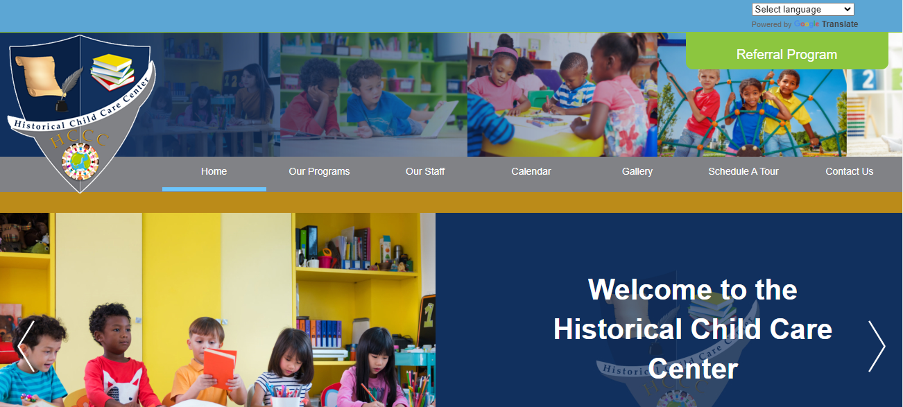 Historical Childcare Center in Columbus, OH