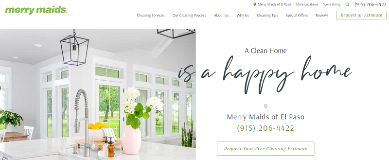 Cleaning Company in El Paso