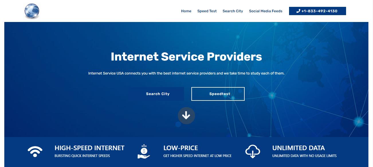 Internet Service USA in Chicago, IL