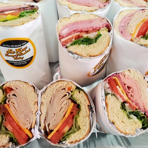 Sandwich Shops in St. Louis