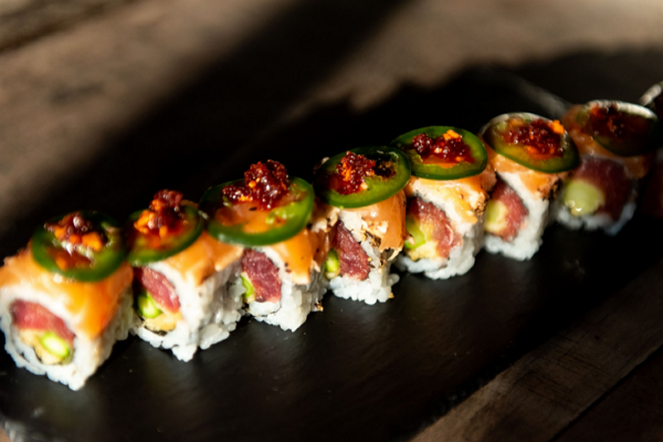 Top Sushi in Houston