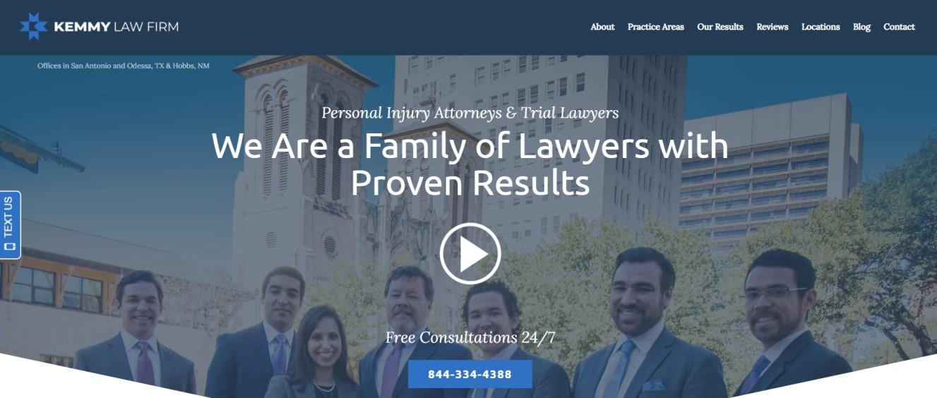 Kemmy Law Firm