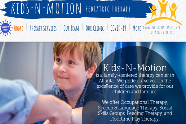 One of the best Occupational Therapists in Atlanta