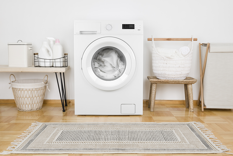 Laundry Room - Increasing the Value of Your Property