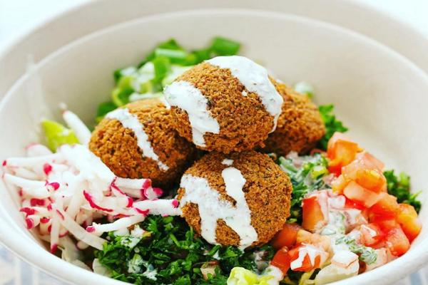 Vegetarian Restaurants in Baltimore