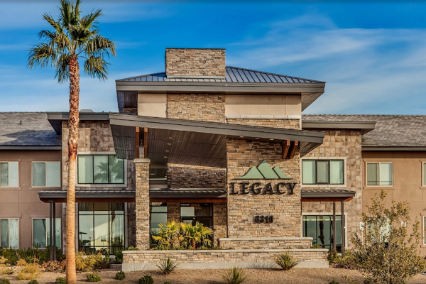 Top Nursing Homes in Las Vegas