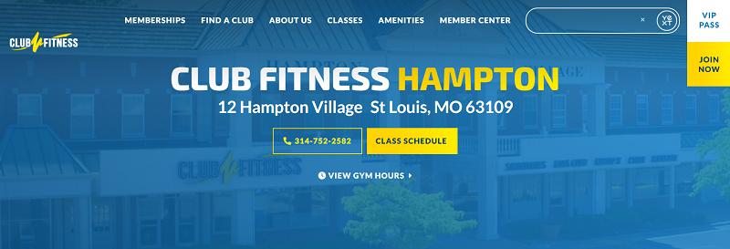 St. Louis Fitness Centre
