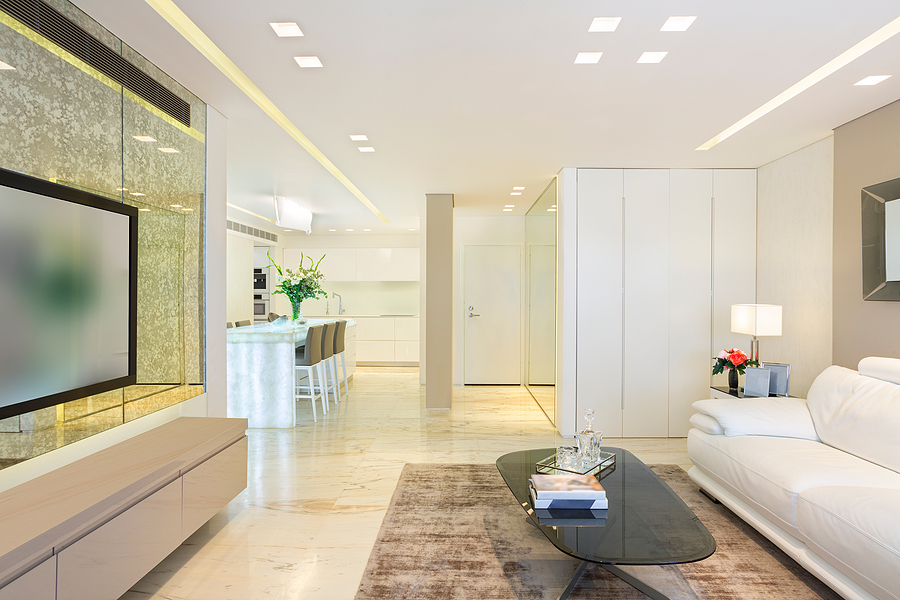 Lighting - Increasing the Value of Your Property