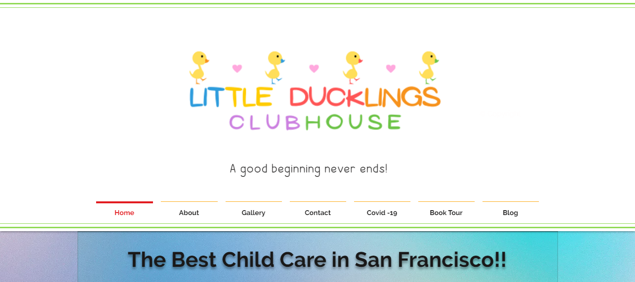 Little Ducklings Clubhouse in San Francisco, CA