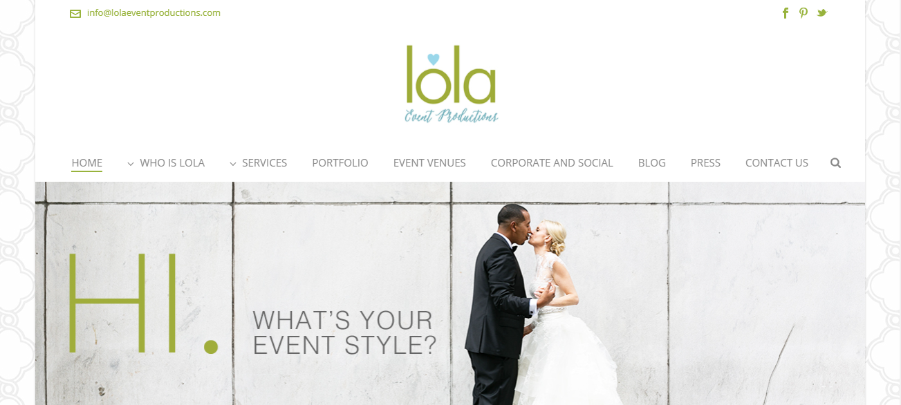Lola Event Productions in Chicago, IL