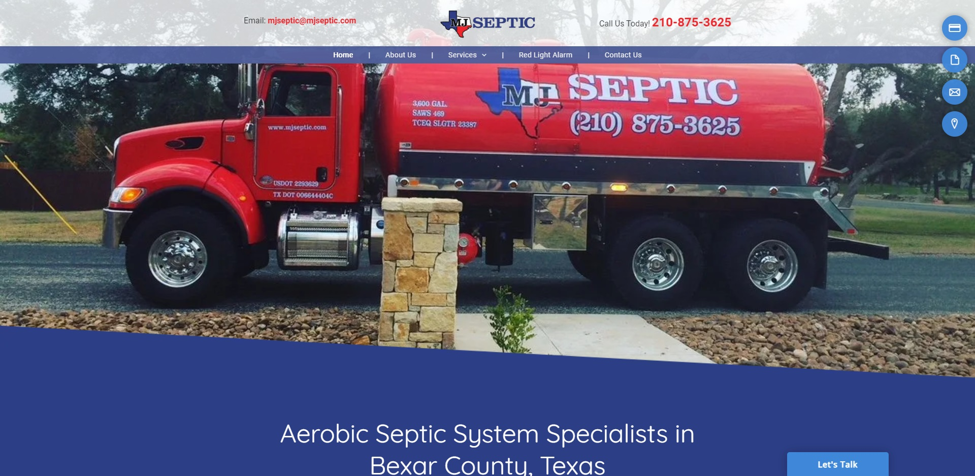 The Best Septic Tank Services in San Antonio, TX
