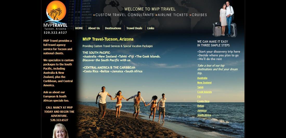 MVP Travel Agent in AZ