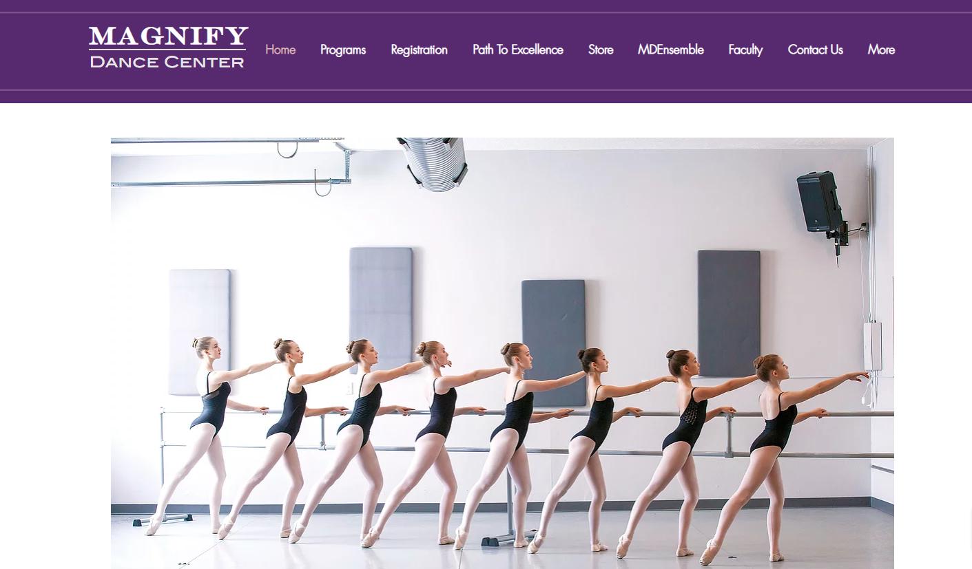 Magnify Dance Center Dance Studio in Albuquerque