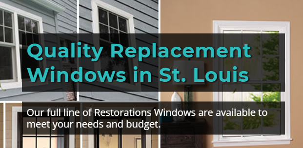 Good Window Companies in St.Louis
