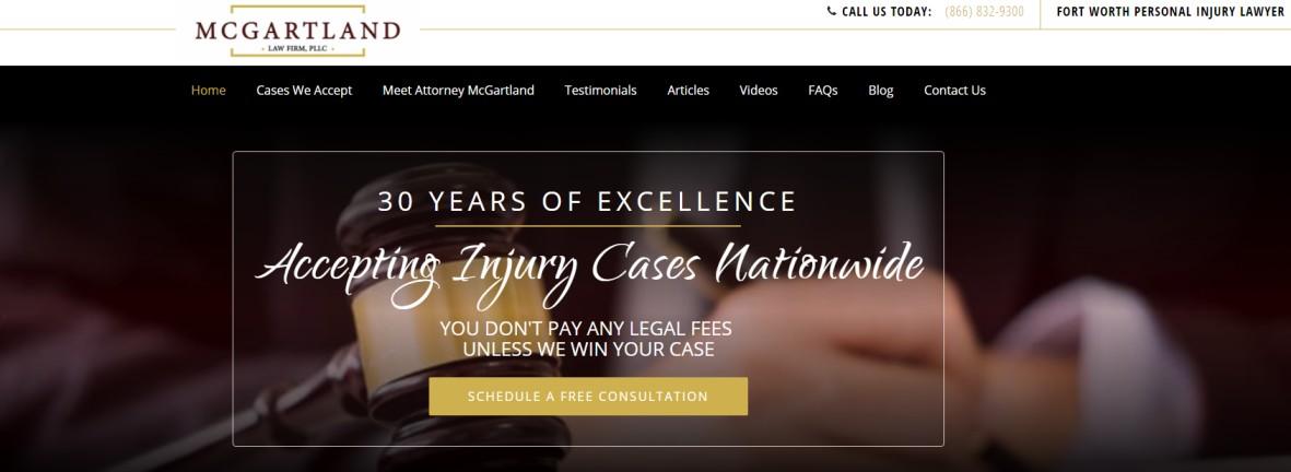 McGartland Law Firm