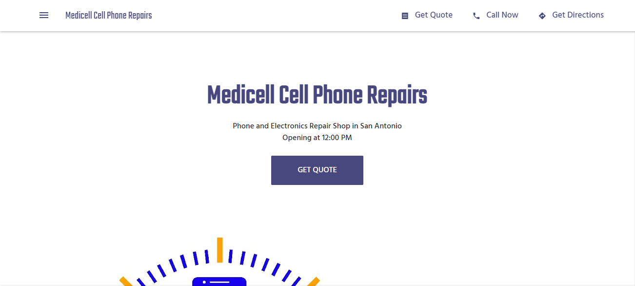 Medicell Cell Phone Repairs in San Antonio, TX