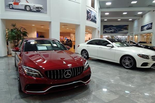 Top Mercedes Dealers in Houston