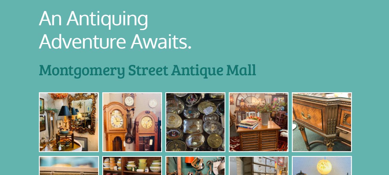 Montgomery Street Antique Mall in Fort Worth, TX