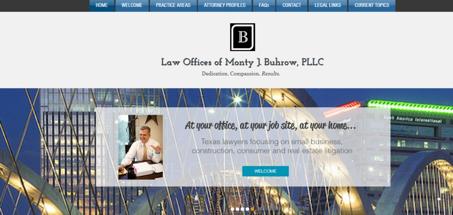 Law Offices Of Monty J Buhrow